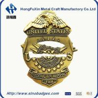 Wholesale Custom Collar Insignia, Tie Tacs & Bars for Police, Fire & Security DiaCast and 3D Process from china suppliers
