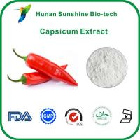 Buy cheap Capsicum Capsaicin Extract from wholesalers