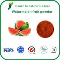 Buy cheap Watermelon Fruit Powder from wholesalers