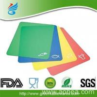 Wholesale Non-Slip Flexible Plastic Cutting Board from china suppliers