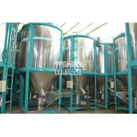 Holding Vessel Mixer/Chemical Tank