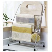 Wholesale Foldable Kitchen Rack Chopping Board And Cleaning Cloth Rack from china suppliers