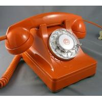 Wholesale 302 - Orange Antique Phones from china suppliers