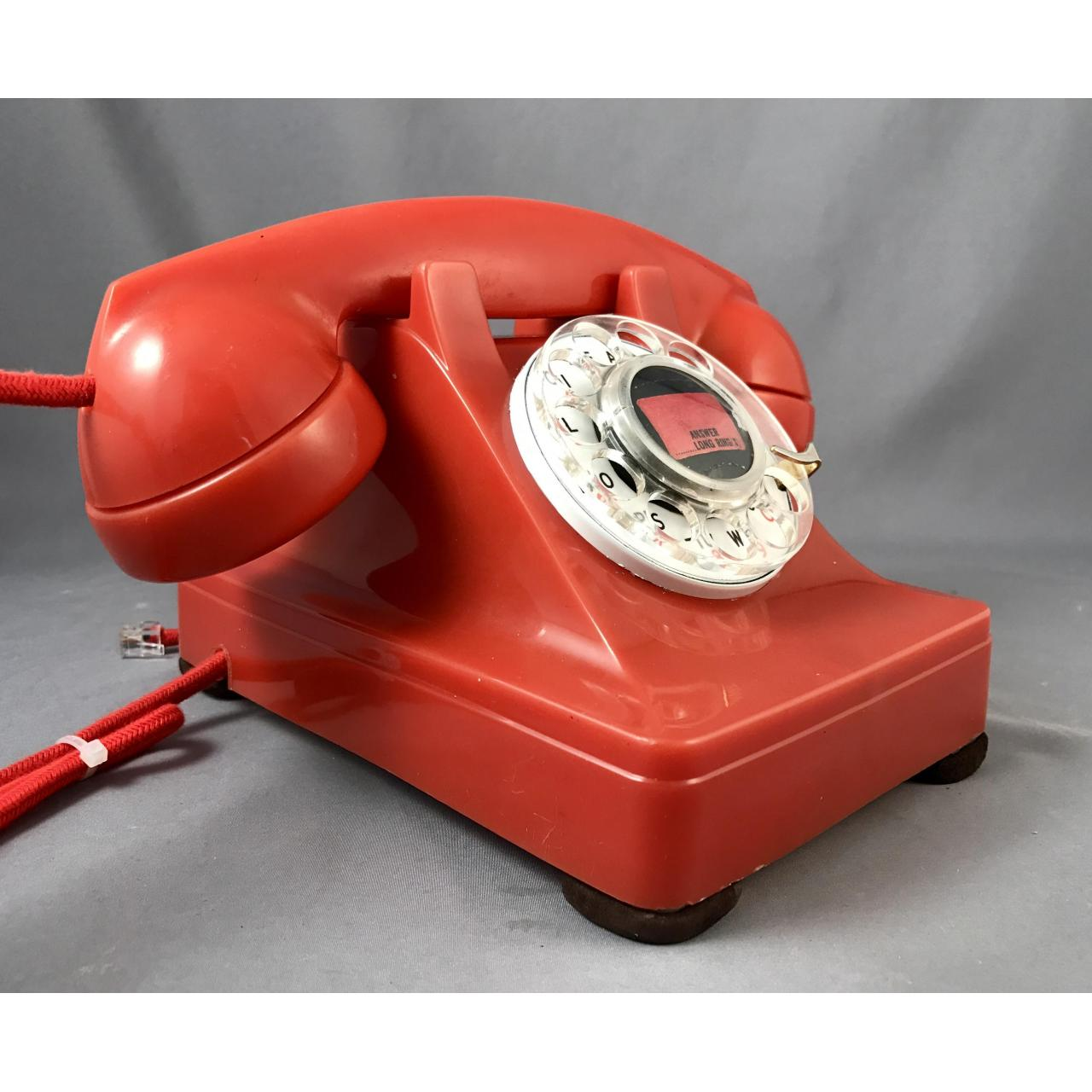 Wholesale 302 - Red - Fully Refurbished Antique Phones from china suppliers