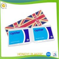 Wholesale printing oyster card holder from china suppliers