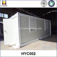Wholesale 20ft shipping portable container toilet from china suppliers