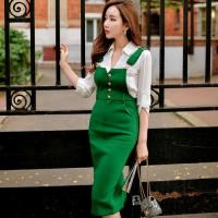 Wholesale Women Suspender Dress Slim Bodycon Straps Skirt from china suppliers