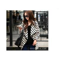 Wholesale Women Wear Long Sleeved Cardigan Coat from china suppliers