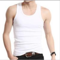 Wholesale Men Athleticr Undershirt Vest Primer from china suppliers