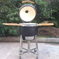 Wholesale Hot sale bbq kamado for outdoor cooking/kitchenware/cookware/restaurant from china suppliers