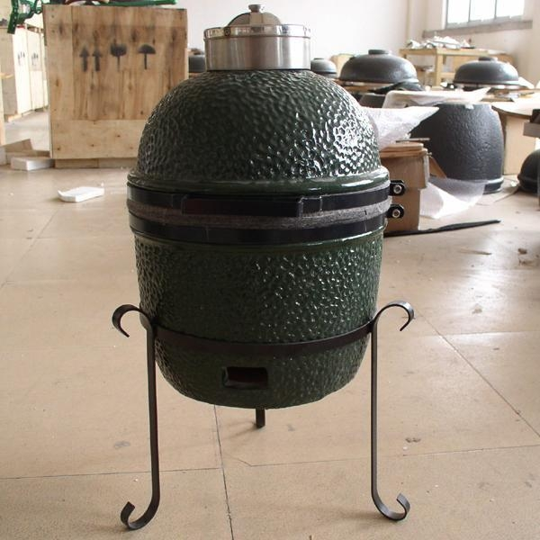 Hot sale mini 13 39 39 bbq kamado for outdoor cooking kitchen for Outdoor kitchen bbq for sale