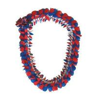 Wholesale Butterfly Lei - Fancy Butterfly Style (Red,White and Blue) from china suppliers