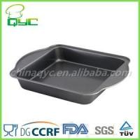Wholesale Non-stick Carbon Steel Square Cake Pan from china suppliers