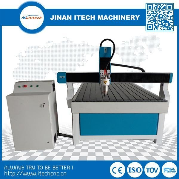 Quality Woodworking China CNC router machine 1224 high precision for ...