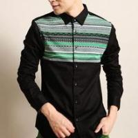 Wholesale 100% cotton long sleeve men shirt from china suppliers