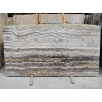 Wholesale Slab Sliver Travertine Marble slab from china suppliers