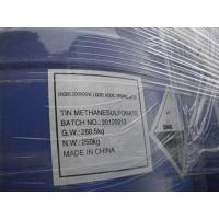 Wholesale Pharmaceutical and Dye Intermediates Stannous Methanesulfonate from china suppliers
