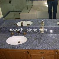 Wholesale Stone Vanity Tops Azul Bahia Granite Vanit from china suppliers