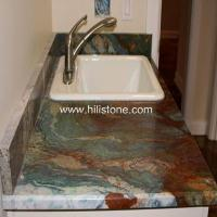 Stone Vanity Tops Louise Blue Granite Vani