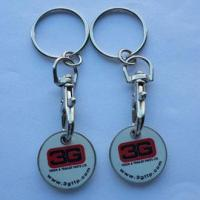 Wholesale trolley coin keychain-007 from china suppliers