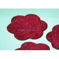 Wholesale Needle Nonwoven Fabric wool felt from china suppliers