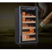 Wholesale Cigar Humidor Cabinet Cigar Humidor Elite-80CF2-S from china suppliers