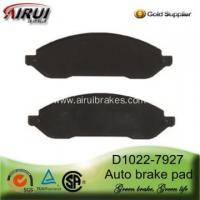Wholesale D1022-7927 Front Brake Pad for Mercury from china suppliers