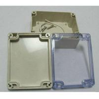 Wholesale Plastic injection parts ABS sealed plastic waterproof enclosure from china suppliers