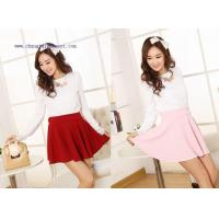 Wholesale Ladies wear CT-LS001 The sun pleated skirt from china suppliers