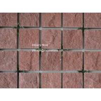 Wholesale Porphyry Red Granite Paving Stone from china suppliers