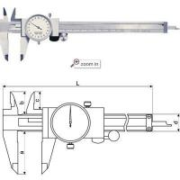 Wholesale Dial Calipers(Open Block Type) , Series:DC03 from china suppliers