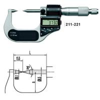 Wholesale Point Type Digital Micrometers , Series:M04 from china suppliers