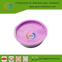 Colorful Salad Bowl Lid