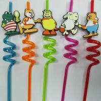 Wholesale art plastic straw from china suppliers