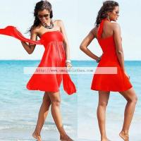 Wholesale Fashion Designer Hot 2016 Ladies Sexy Beach Dresses Wholesale( VB007) from china suppliers
