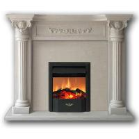 Wholesale stone fireplaces surrounds Model NoZC-F011 from china suppliers