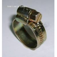 Wholesale BT-01 Weld head British type hose clamps from china suppliers