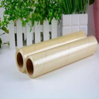 Wholesale high quality food grade pvc cling film stretch film blue sexy film from china suppliers
