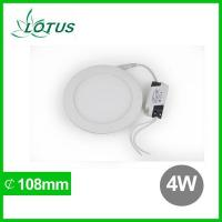 Wholesale 4W Ultra Thin Round LED Panel Light from china suppliers