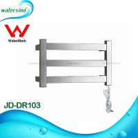 Hotel sanitary ware Square electric towel rack JD-DR103