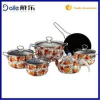 Wholesale Non-stick Cookware-ceramic& heat resistant sauce pan casserole pots from china suppliers