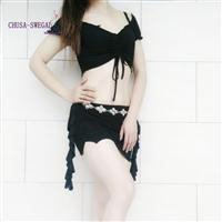 Wholesale CHUSA-SWEGAL Belly dance Training wear 201605022SW from china suppliers