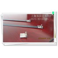 Stainless steel plastic extrusion strap