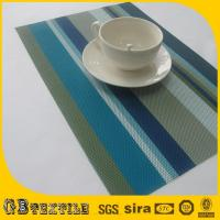 China tablemat plastic placemat on sale