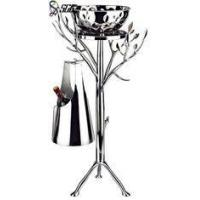 Wholesale Tree Shape Stainless Steel Champagne Bucket Stand with Ice Bowl from china suppliers