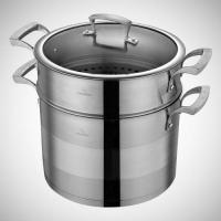 Wholesale Model: LT-26S stainless steel composite bottom pot steamer from china suppliers