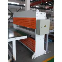 Wholesale ABS HIPS/GPPS refrigerator sheet extrusion line from china suppliers