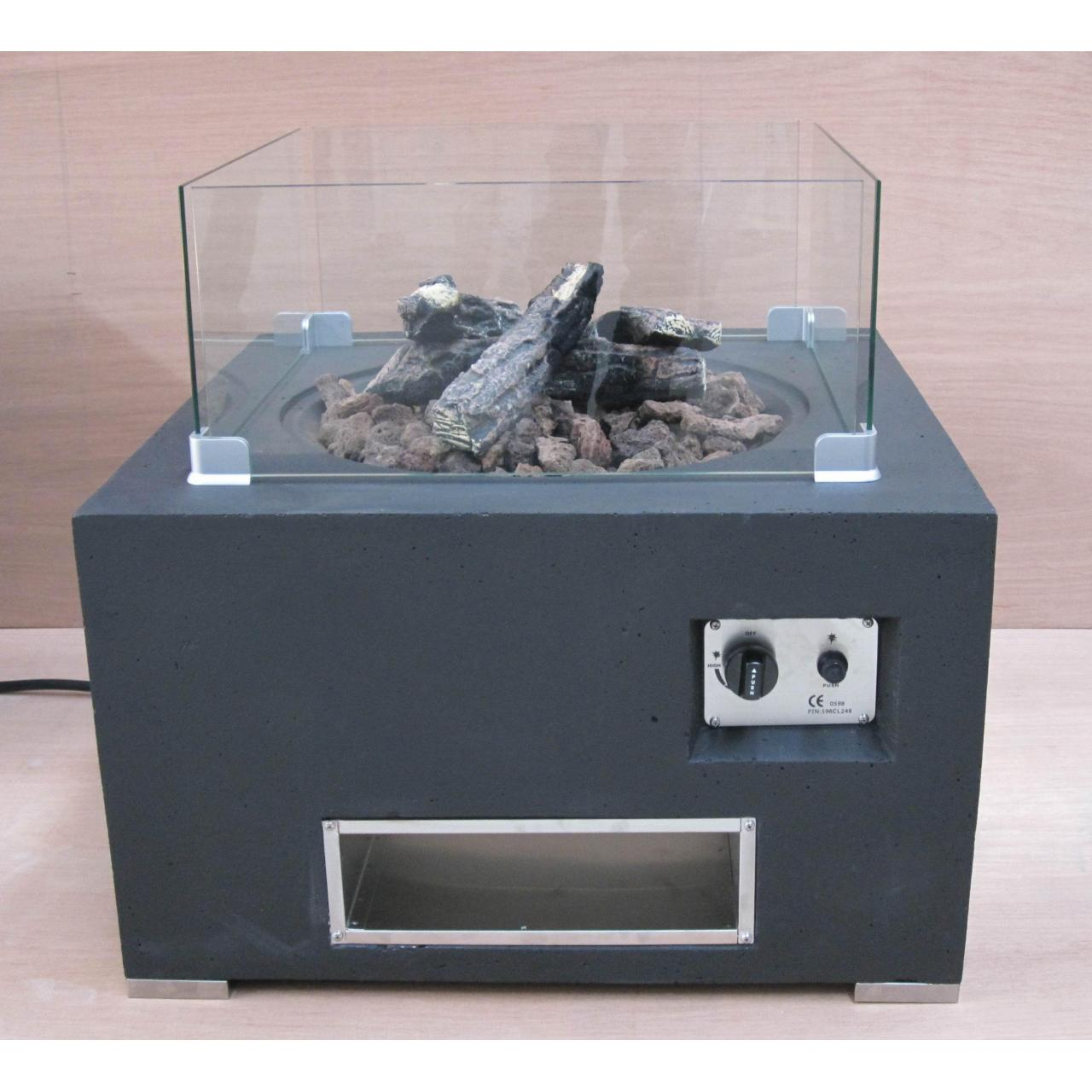 Wholesale Gas fire pit Item: 5110 Propane Tabletop Firebowl from china suppliers
