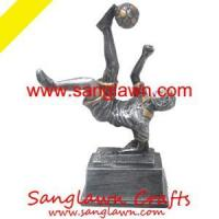 Wholesale S3082 Overhead Kick Metal Crafts from china suppliers