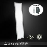 Buy cheap Dimmable 300x1200 LED panel from wholesalers